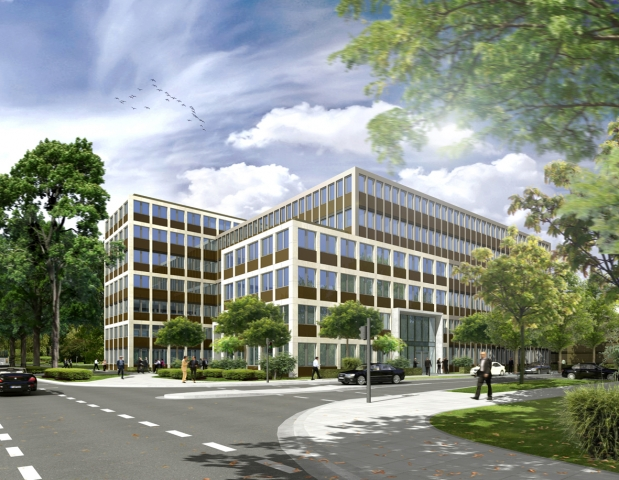 Stuttgart-News.Net - Stuttgart Infos & Stuttgart Tipps | WOLFF & MÜLLER ist Generalunternehmer für die neue Arrow-Zentrale  WOLFF & MÜLLER ist Generalunternehmer für die neue Arrow-Zentrale in Neu-Isenburg und begleitet auch die DGNB-Zertifizierung der Immobilie.