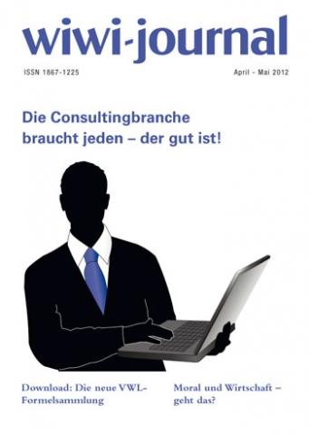 Notebook News, Notebook Infos & Notebook Tipps | Karriere als Consultant - Titelstory des neuen WiWi-Journals (April-Ausgabe)