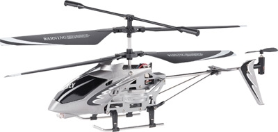 Frankfurt-News.Net - Frankfurt Infos & Frankfurt Tipps | Mit dem IR 3-Kanal Helikopter Thunder RTF können auch Anfänger auf kleinstem Raum navigieren,