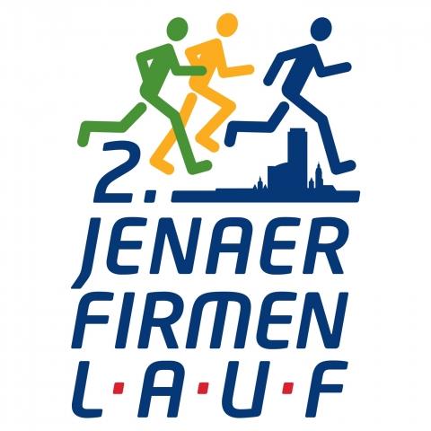 Sport-News-123.de | Logo 2. Jenaer Firmenlauf