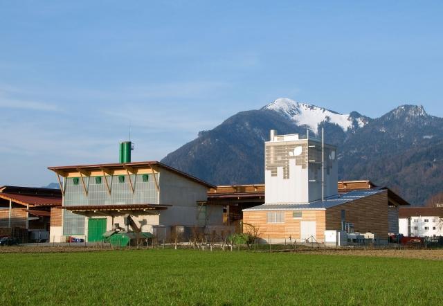 Landwirtschaft News & Agrarwirtschaft News @ Agrar-Center.de | Biomassehof Achental mit Heatpipe-Reformer und Heizkraftwerk für das Fernwärmenetz Grassau