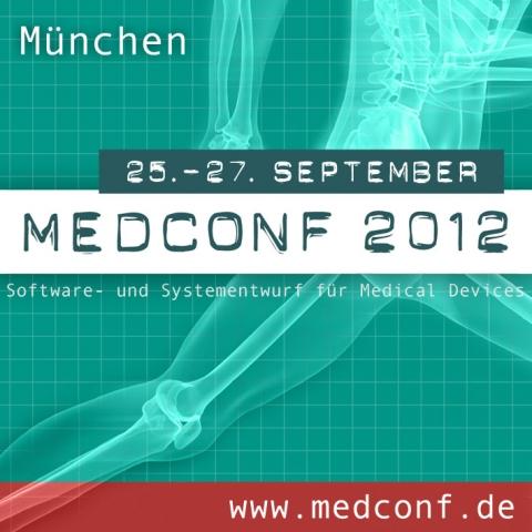 Die MedConf 2012 feiert Ihr 5-jähriges Jubiläum