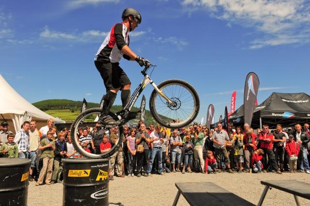 Sachsen-Anhalt-Info.Net - Sachsen-Anhalt Infos & Sachsen-Anhalt Tipps | Bike Show beim Sympatex Bike Festival