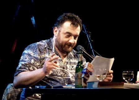 Tickets / Konzertkarten / Eintrittskarten | Walter W. Baumann, eine Lesung der besonderen Art: 26. April 2012, Frannz, Berlin