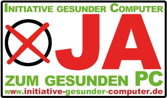 Baden-Württemberg-Infos.de - Baden-Württemberg Infos & Baden-Württemberg Tipps | Logo Initiative gesunder Computer