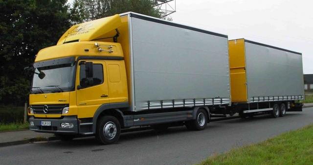 Fahrzeuge mit Alu-Aufbauten bleiben unter der 12-Tonnen-Grenze, bieten eine höhere Nutzlast und überzeugen durch niedrige Betriebskosten