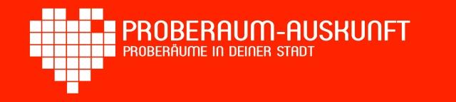 Logo Proberaum-Auskunft