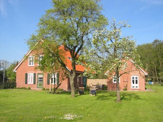 Mecklenburg-Vorpommern-Info.Net - Mecklenburg-Vorpommern Infos & Mecklenburg-Vorpommern Tipps | Die Aussenansicht vom Kartzitzer Schäferhaus