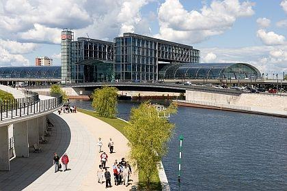 Mainz-Infos.de - Mainz Infos & Mainz Tipps | Zentrale Lage in Berlin: Direkt am Hauptbahnhof Berlin entsteht das neue Flagghotel der InterCity Hotels – das 412-Zimmer-Haus wird Ende 2013 eröffnet