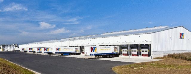 Nordrhein-Westfalen-Info.Net - Nordrhein-Westfalen Infos & Nordrhein-Westfalen Tipps | VTL Hauptumschlagbetrieb (HUB) in Fulda