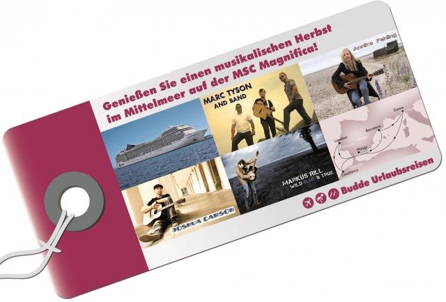 Barcelona-News.de - Barcelona Infos & Barcelona Tipps | Akustik-Kreuzfahrt mit Budde Urlaubsreisen