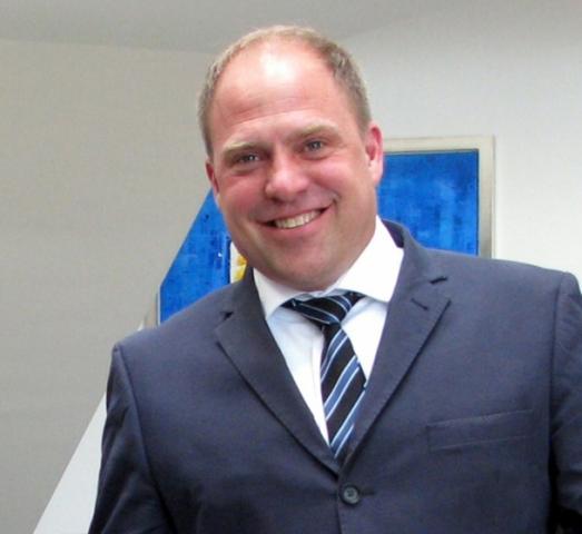 Pete Jendras, Geschäftsführer idem GmbH – transport solutions