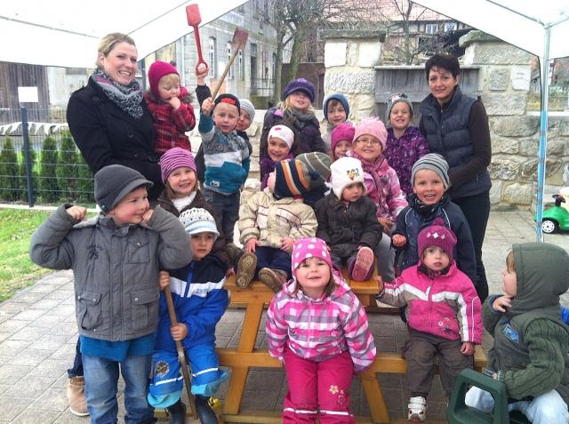 Sachsen-Anhalt-Info.Net - Sachsen-Anhalt Infos & Sachsen-Anhalt Tipps | Kinder der Kindertagesstätte