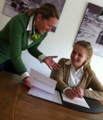 Hamburg-News.NET - Hamburg Infos & Hamburg Tipps | Ulrike Luz gibt Schulabgängern Orientierung bei der richtigen Ausbildungs- oder Studienfachwahl