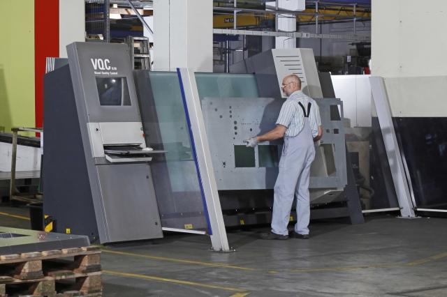Ost Nachrichten & Osten News | Der VQC, ein System zur präzisen Dimensionskontrolle von bearbeiteten 2D-Blechzuschnitten, wird jetzt bei der DTMT (Hangzhou) Co. Ltd. gefertigt.
