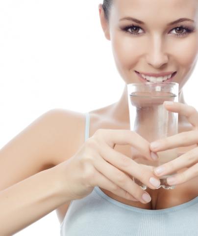 basisches Wasser für die Gesundheit