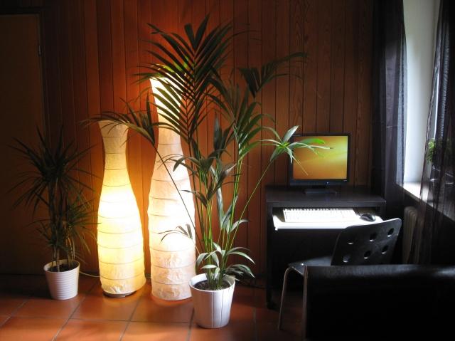 Hotel Infos & Hotel News @ Hotel-Info-24/7.de | Einblick Aufenthaltsraum A1 Apartments Nürnberg