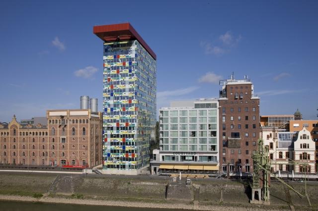 Hamburg-News.NET - Hamburg Infos & Hamburg Tipps | Innside Düsseldorf Hafen eröffnet Mitte 2013 im Medienhafen