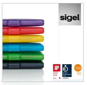Musik & Lifestyle & Unterhaltung @ Mode-und-Music.de | Karten-Etuis COOLORI von Sigel GmbH