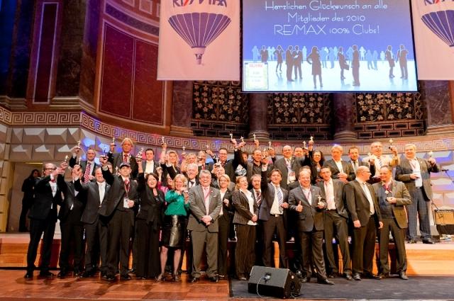 Afrika News & Afrika Infos & Afrika Tipps @ Afrika-123.de | RE/MAX Deutschland Convention 2011 im Kurhaus Wiesbaden