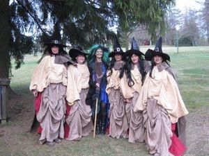 Thueringen-Infos.de - Thüringen Infos & Thüringen Tipps | Hexen bei der Walpurgisfeier in Braunlage