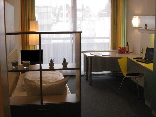Sport-News-123.de | Einblick in die A1 Apartments München