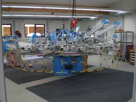 Wiesbaden-Infos.de - Wiesbaden Infos & Wiesbaden Tipps | Neuer Siebwaschvollautomat und Siebdruckmaschine