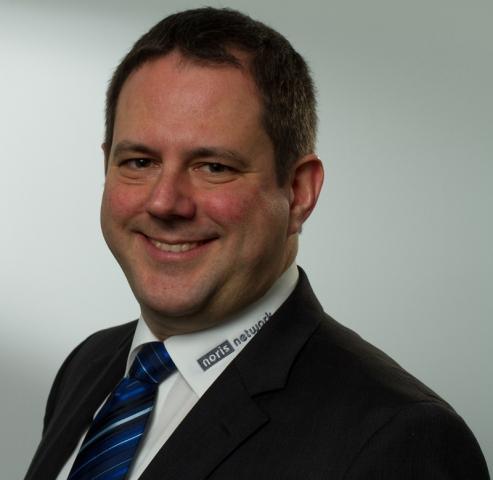 Joachim Astel, Vorstand bei der  noris network AG
