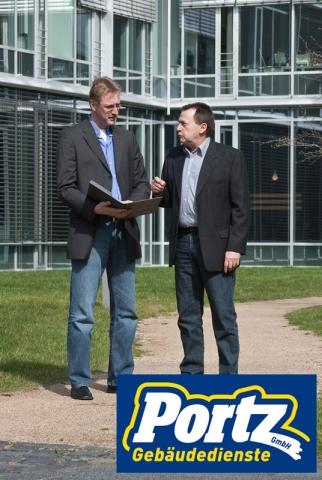 Duesseldorf-Info.de - Düsseldorf Infos & Düsseldorf Tipps | Die Geschäftsführer Udo Portz (links) und Heinz Milz