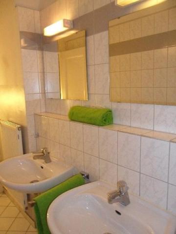 Hamburg-News.NET - Hamburg Infos & Hamburg Tipps | Einblick ins Badezimmer im Hostel Letzter Heller Hamburg