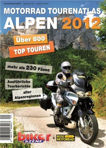 Tickets / Konzertkarten / Eintrittskarten | Tourenatlas Alpen 2012 lockt mit über 800 Touren