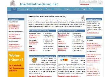 Immobilienfinanzierung.net informiert