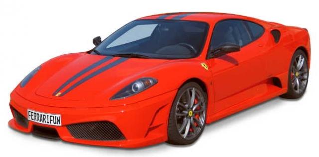 Auto News | Jetzt den neuen Ferrari 430 Scuderia mieten und selber fahren - bei ferrarifun