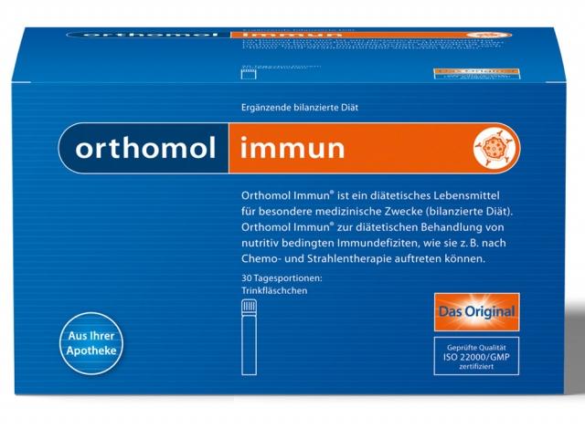 BIO @ Bio-News-Net | Orthomol Immun aus der Versandapotheke mediherz.de