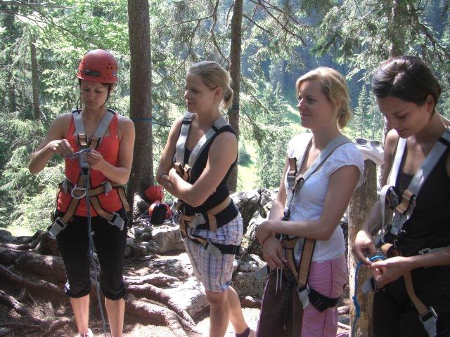 Nordrhein-Westfalen-Info.Net - Nordrhein-Westfalen Infos & Nordrhein-Westfalen Tipps | Aktivurlaub Kleinwalsertal - Klettern am Naturfelsen