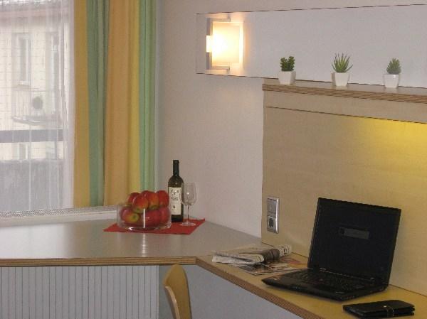 Restaurant Infos & Restaurant News @ Restaurant-Info-123.de | Einblick A1 Apartment München