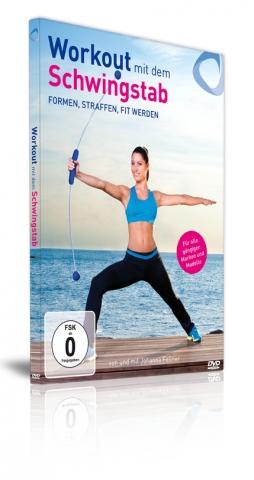 Shopping -News.de - Shopping Infos & Shopping Tipps | Workout mit dem Schwingstab von und mit Johanna Fellner