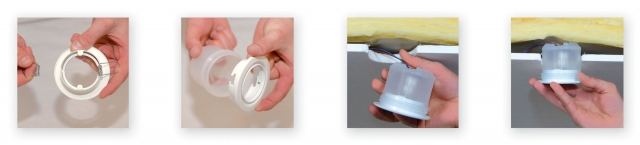 Australien News & Australien Infos & Australien Tipps | Schutzhaube für Einbauschwenkstrahler - absolut winddicht und hitzebeständig