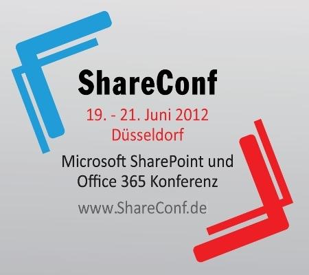 Einkauf-Shopping.de - Shopping Infos & Shopping Tipps | ShareConf 2012 - Microsoft SharePoint und Office 365 Konferenz und Workshops