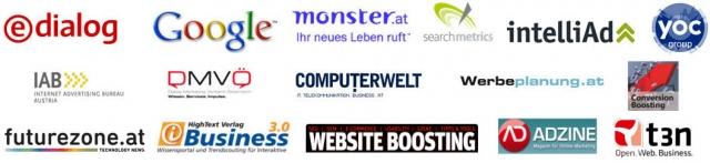 Veranstalter & Partner der 1. Google AdWords Konferenz am 3.5. in Wien