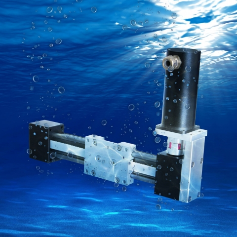 Nordrhein-Westfalen-Info.Net - Nordrhein-Westfalen Infos & Nordrhein-Westfalen Tipps | Schmierfreie Antriebstechnik die auch bis zu 10 m Tiefe unter Wasser funktioniert.