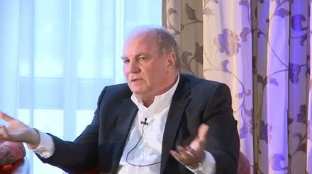 Sachsen-Anhalt-Info.Net - Sachsen-Anhalt Infos & Sachsen-Anhalt Tipps | Uli Hoeneß, Präsident des FC Bayern München, spricht bei HOTELIER TV über Führungsstärke