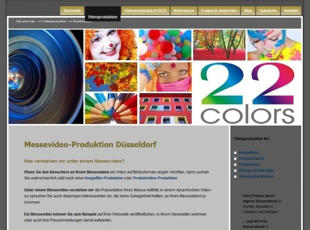 Messevideos: 50% Rabatt für Videoproduktion auf der drupa 2012