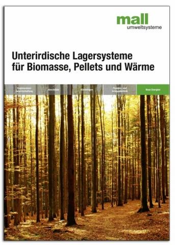 Alternative & Erneuerbare Energien News: Das neue Planerhandbuch unterstützt Heizungsexperten bei der Auslegung von Lagersystemen für Anlagen mit erneuerbaren Brennstoffen. (Mall GmbH)