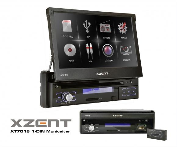 Rheinland-Pfalz-Info.Net - Rheinland-Pfalz Infos & Rheinland-Pfalz Tipps | 1-DIN Multimediasystem XT7016 von Xzent