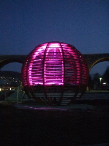 Rheinland-Pfalz-Info.Net - Rheinland-Pfalz Infos & Rheinland-Pfalz Tipps | Energieeffizienz vorgelebt dank LED-Beleuchtung auf der LGA Baden-Württemberg (Bild: euroLighting)