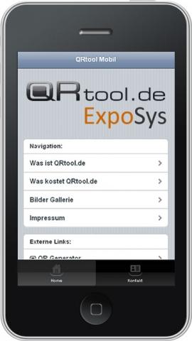 Baden-Württemberg-Infos.de - Baden-Württemberg Infos & Baden-Württemberg Tipps | QRtool ExpoSys - Messekontakte effizienter generieren und verwalten.