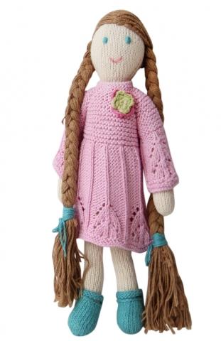 Puppe Sadie von Zia & Tia - Pure Luxury Organics