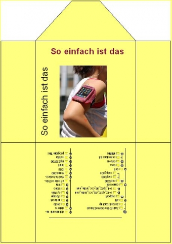 Kronenberg24 Naturpak Papercase CD Hüllen Papiere