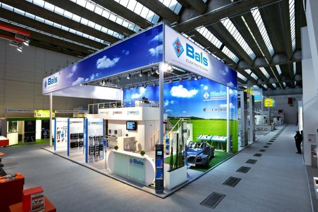 Brandenburg-Infos.de - Brandenburg Infos & Brandenburg Tipps | Bals Elektrotechnik präsentierte zahlreiche Innovationen auf der Light+Building 2012.